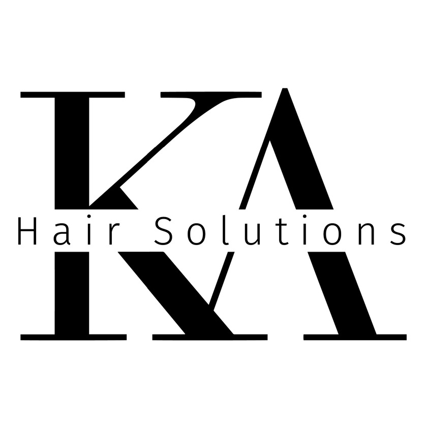 KA Hair Solutions logo